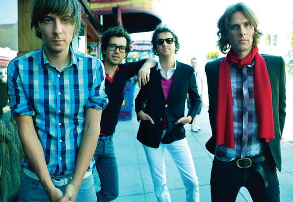 Phoenix раздают песни на ремиксы — Музыка на Look At Me
