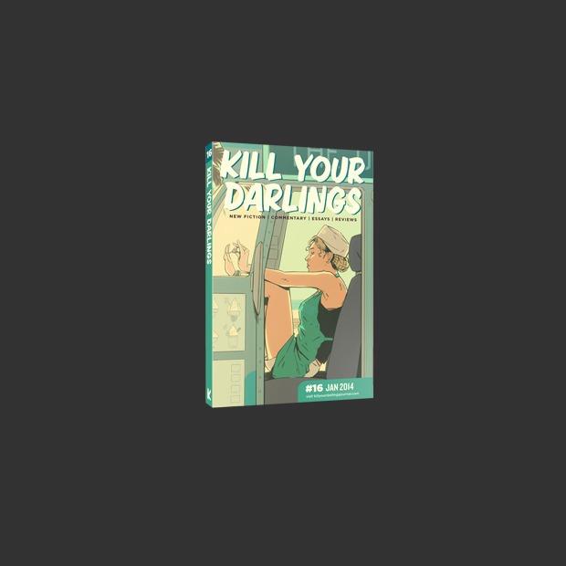 Объект желания: Подписка на журнал Kill Your Darlings  — Покупка на Look At Me