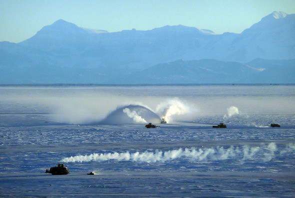 Антарктида: суровая красота