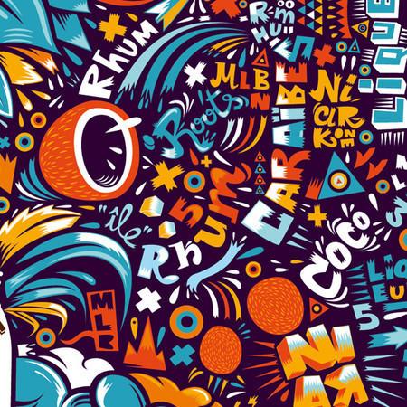 Лучшая типографика — Дизайн на Look At Me