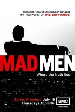 Комикс, давший жизнь сериалу Mad Men — Иллюстрация на Look At Me