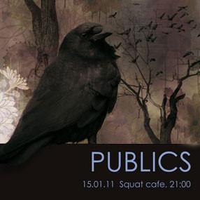 Publics - визитная карточка пост-панка в России — Музыка на Look At Me