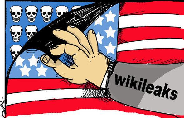 Магазин подарков WikiLeaks — Дизайн на Look At Me