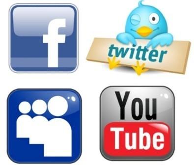 Социальные сети лидируют в распространении новостей