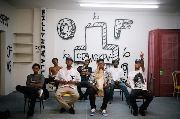 Новости Odd Future: трек, ремикс, контракты и дисс