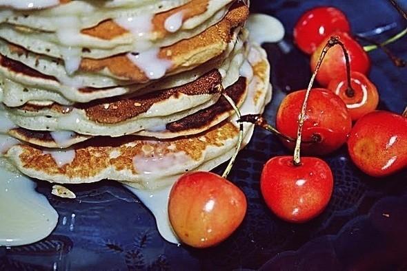 Панкейки — Завтраки на Look At Me