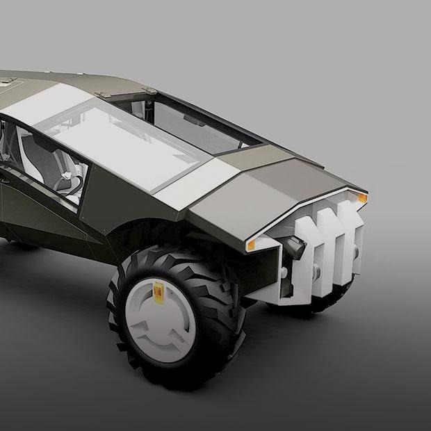 5 молодых российских автомобильных дизайнеров