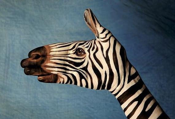 Guido Daniele: холсты из рук — Искусство на Look At Me