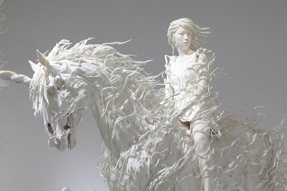 Motohiko Odani — Искусство на Look At Me