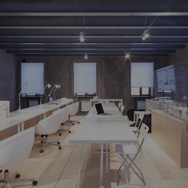 Как устроен офис архитектурной студии WALL — Репортаж на Look At Me