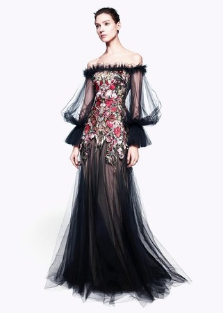 Лукбук: Alexander McQueen Pre-Fall 2012 — Мода на Look At Me