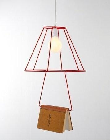 Вещь: Лампа для чтения книг от Groupa Studio — Новости на Look At Me