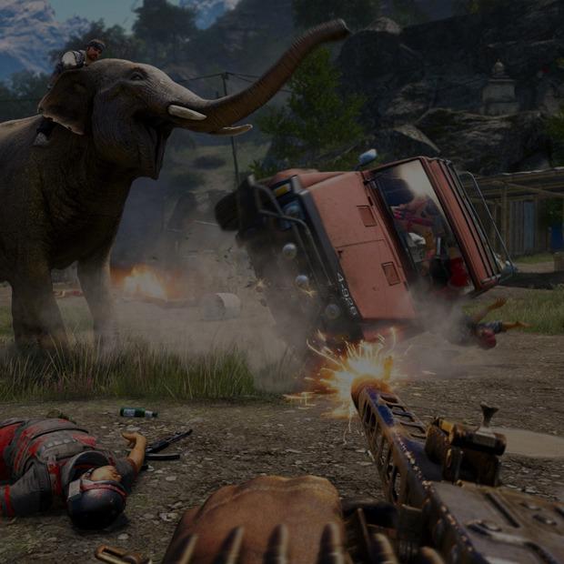 Гейм-дизайнер Far Cry 4 о том, как сделать игру непредсказуемой