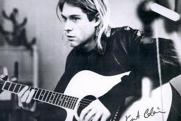 Kurt Donald Cobain — Музыка на Look At Me