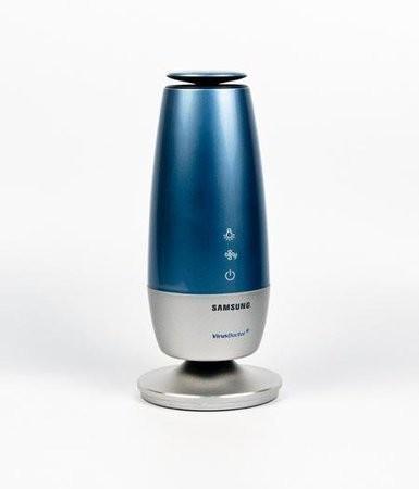 Ионизаторы воздуха Samsung Virus Doctor — Наука и Технологии на Look At Me