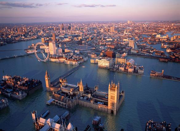 Будущее Лондона — Фотография на Look At Me