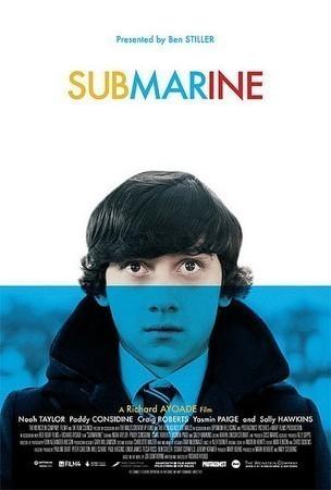 Submarine(Субмарина) фильм
