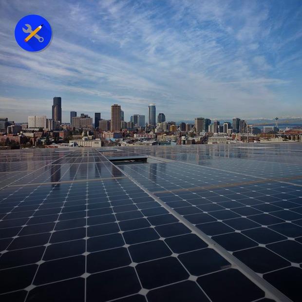 Как устроено самое экологичное здание в мире — Концепт на Look At Me
