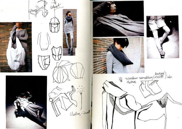 JNBY о роботах, птицах и осьминогах — Мода на Look At Me