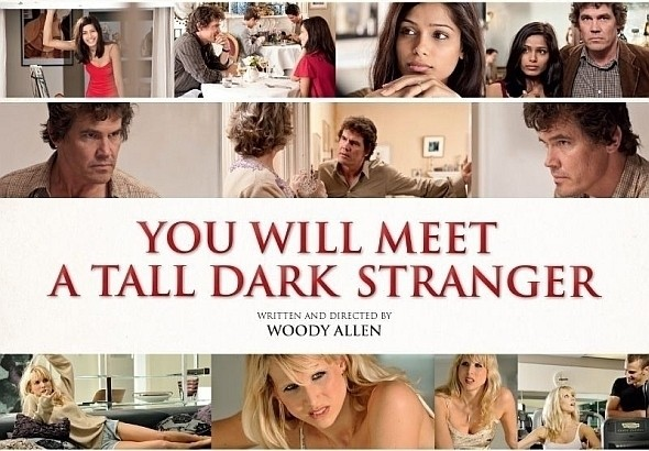 ты встретишь таинственного незнакомца: