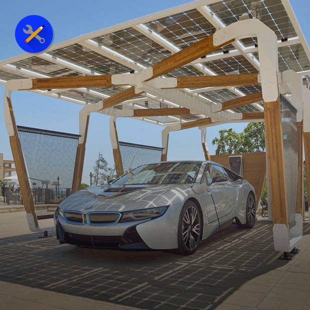 BMW снимет мир с нефтяной иглы — Концепт на Look At Me