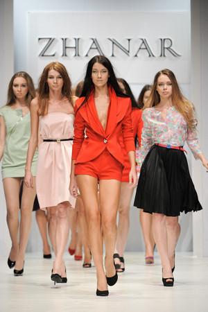 Дебют марки ZHANAR — Мода на Look At Me