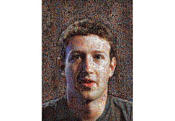 Человеком года по версии Time стал Марк Цукерберг