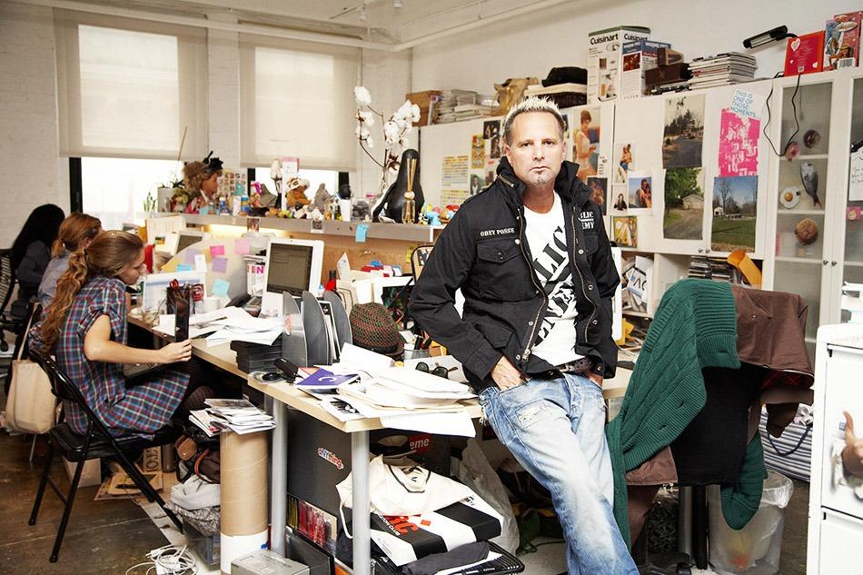 Редакция журнала Nylon в Нью-Йорке — The Locals на Look At Me