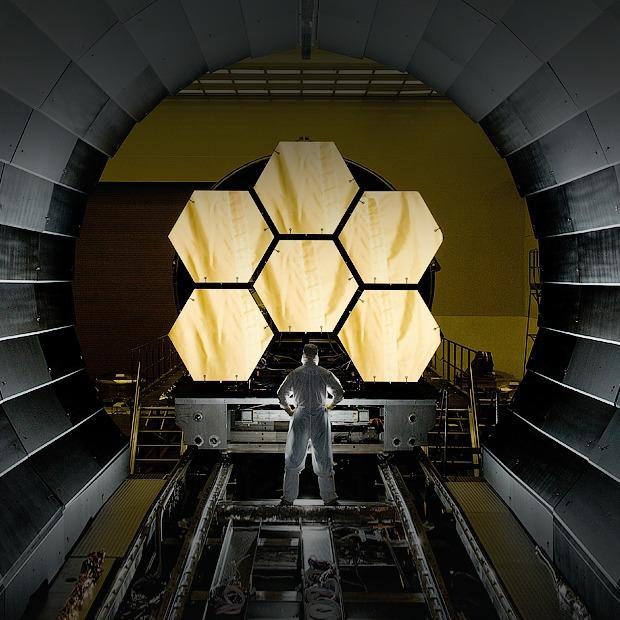 Как один телескоп поможет людям переосмыслить мир