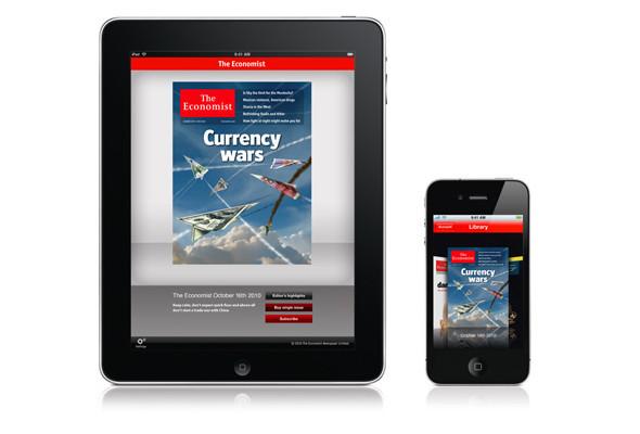 Приложение для iPhone и iPad от The Economist — Медиа на Look At Me