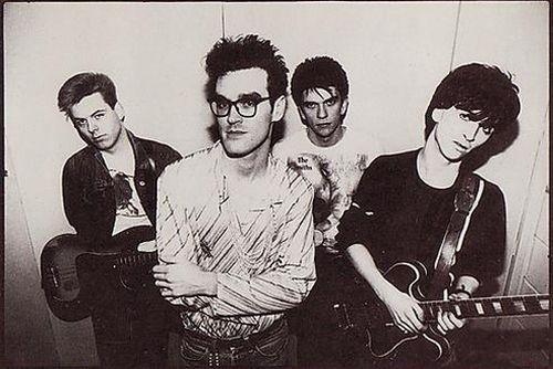 Кавер версия на The Smiths от московской группы Biting Elbows