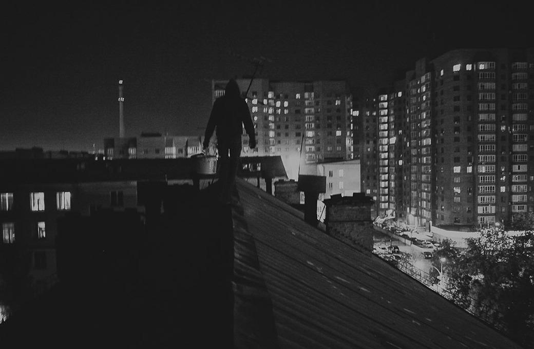 Художник  Тима Радя  о стрит-арте