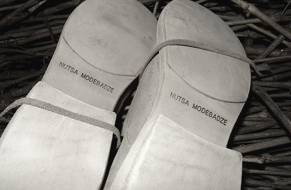 Nutsa Modebadze SHOES 2011 — Мода на Look At Me