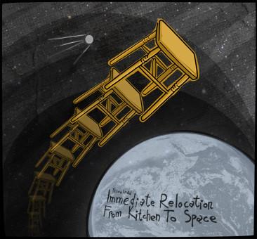 Yellowhead перемещается из кухни в космос и выпускает альбом