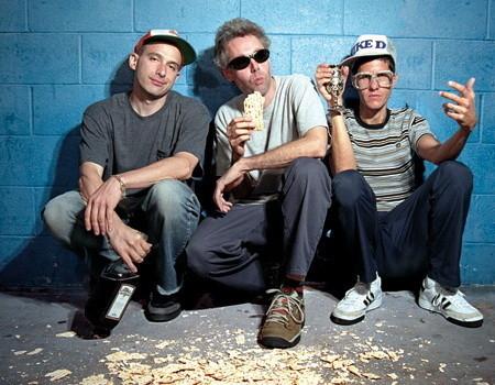 Beastie Boys: новый релиз уже весной — Музыка на Look At Me