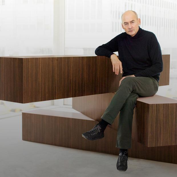 Как Рем Колхас создал коллекцию интерактивной мебели