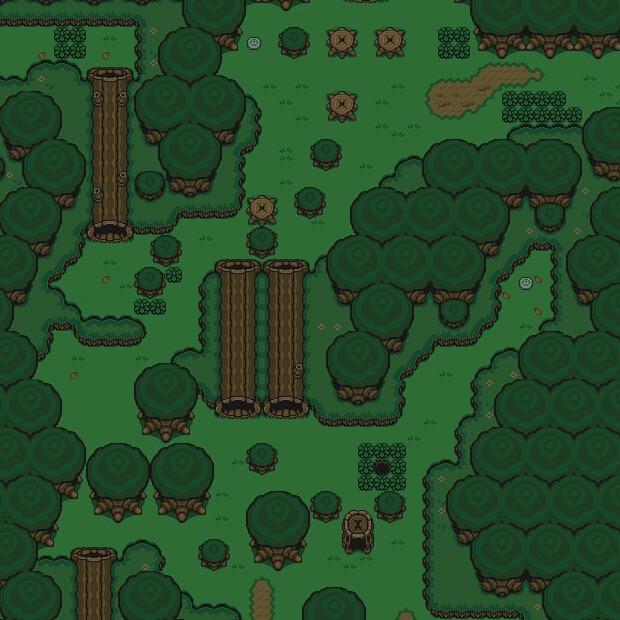 Подземелья, параллельные миры и другие узнаваемые черты The Legend Of Zelda — Списки на Look At Me