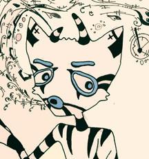 Сентиментально по-кошачьи — Иллюстрация на Look At Me