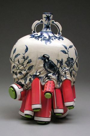 Кибер-керамика Брендана Танга