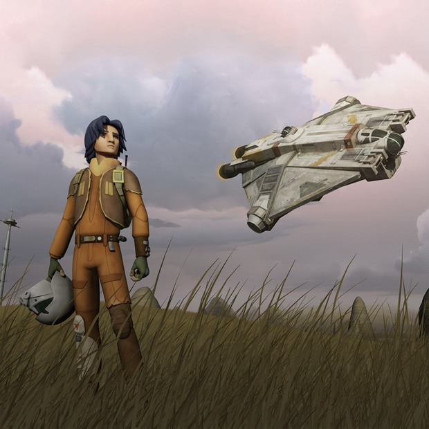 Продюсер анимационных «Звёздных войн» о работе мечты
