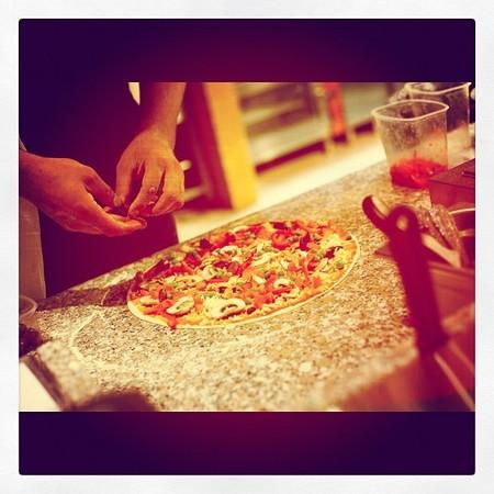 Самая вкусная пицца! — Фотография на Look At Me