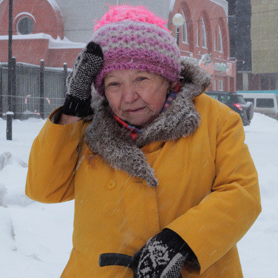 Old girls from Omsk — Мода на Look At Me