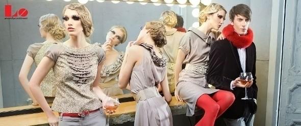 Платья марки LO - головокружительная невесомость и французский шарм — Сникер-культура на Look At Me
