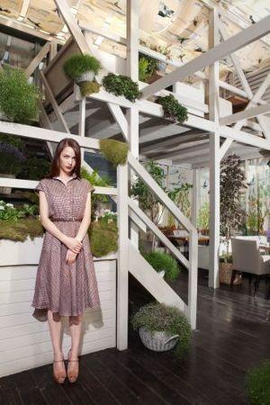 Алёна Ахмадуллина оформила летнюю веранду — Мода на Look At Me
