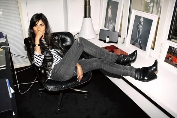 Эмманюэль Альт стала главным редактором французского Vogue