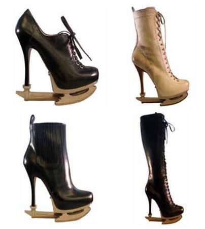Обувь - коньки от Dsquared2