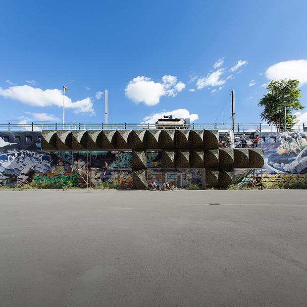 Фото: необычные проекты жилья для бездомных  — Репортаж на Look At Me