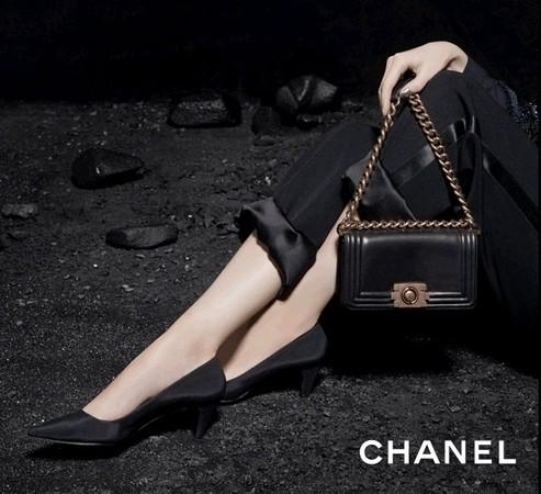 Новая сумка Chanel — Мода на Look At Me
