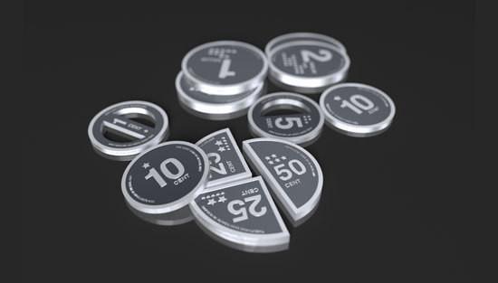 ДОЛОЙ заплесневелые монеты! — Дизайн на Look At Me