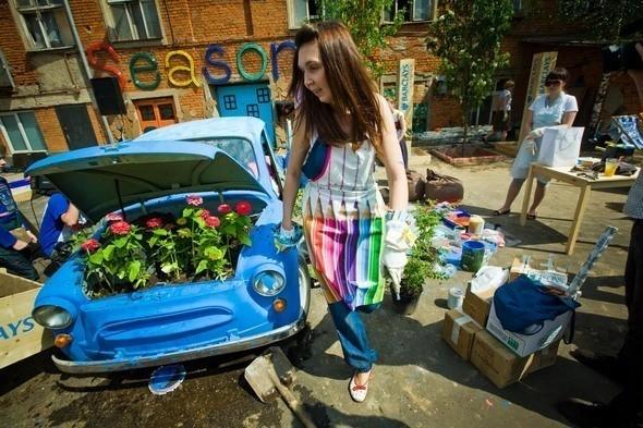 Не погибнуть в Москве в эти выходные — Дизайн на Look At Me